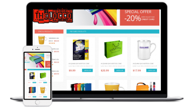 Build your online store thelocco
