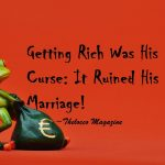 money in a marriage