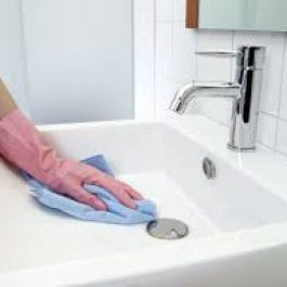 Crystal cleaners Sinks stain removals